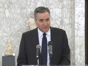 ראש ממשלת לבנון מוסטפא אדיב מודיע שנכשל בהקמת ממשלה ומתפטר 26.09.20