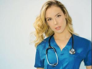 הרופאה שהשתתפה בתחרות הישבנים מיס באם באם