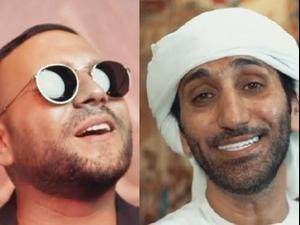 """הקליפ לשיר """"אהלן ביכ"""" (אהלן חבר) של הזמרים וואליד אל-ג'אסים ואלקנה מרציאנו"""