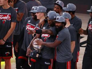 שחקני מיאמי היט אחרי העלייה לגמר ה-NBA