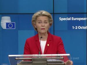 """האיחוד האירופי: """"מצפים מטורקיה להימנע מפעולות חד צדדיות"""" 02.10.20"""