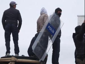 מהומות בקירגיזסטן: מפגינים השתלטו על מבני ממשל במחאה על תוצאות הבחירות 6.10.20