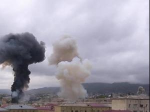 נמשכת הלחימה בנגורנו-קרבאך, בעולם קוראים להפסקת אש  06.10.20