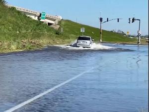 בטרם התאוששה מהסופה הקודמת, לואיזיאנה הוכתה על ידי הוריקן דלתא 10.10.20