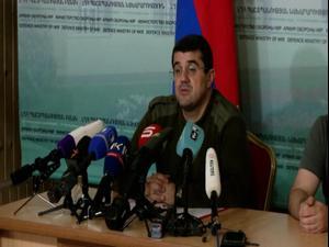 מנהיג הארמנים בקרבאך מאשים את אזרבייג'ן והמסייעים לה ברצח עם  11.10.20