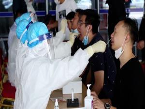 12 מקרי קורונה התגלו בעיר צ'ינגדאו בסין, אז כל 9 מיליון התושבים ייבדקו 12.10.20