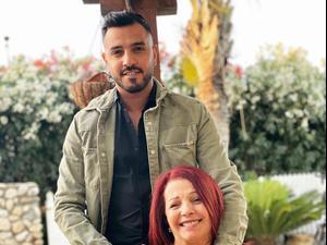 איתי לוי ואמא שלו, רות