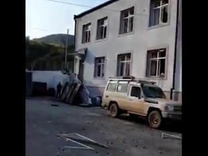 הפסקת האש על סף קריסה: ארמניה מאשימה את אזרביג'ן בתקיפת בית חולים בקרבאך  15.10.20