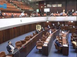אישור הסכם השלום בין ישראל לאיחוד האמירויות בכנסת 15.10.20