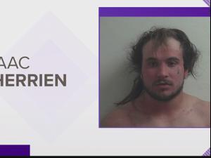 אייזק תריין לוחם mma אמריקאי שחשוד בחטיפת בת זוגו במעצר