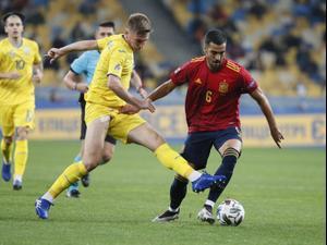 תקציר: אוקראינה - ספרד 0:1