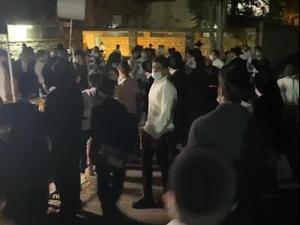 תיעוד: מאות חרדים עלו לקברו של הרב עובדיה בירושלים בניגוד להנחיות 20.10.20