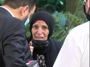 הוריו של איאד אל-חלאק על ההחלטה להאשים את השוטר בהמתה: הרסו לנו את החיים 21.10.20. רוני כנפו