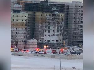 פיגומים קרסו באתר בנייה בבית שמש: 5 פועלים נפצעו בדרגות שונות