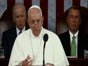 האפיפיור: תומך בנישואים אזרחיים של הומואים