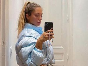 הדוגמנית ומעצבת בגדי הים פאולין טנטוט