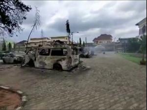 מהומות בניגריה: חיילים ירו במפגינים בעיר לאגוס 22.10.20