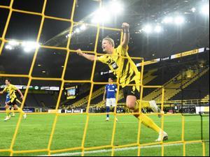 תקציר: בורוסיה דורטמונד - שאלקה 0:3