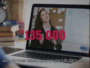 דוח המבקר על משבר הקורונה: ליותר מ135,000 ילדים אין מחשב, ליותר מרבע אין חיבור לאינטרנט  26.10.20