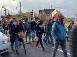 הפגנות סוערות בפולין אחרי הגבלות על ההפלות 26.10.20