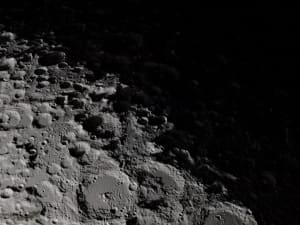 נאסא: לראשונה נמצאו מים על החלק המואר של הירח 26.10.20