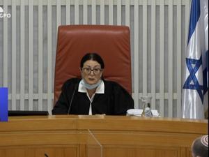 """עתיד הרוטציה ורה""""מ החליפי: בג""""ץ דן בעתידה נגד מבנה הממשלה  27.10.20"""