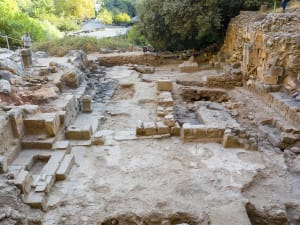 כנסייה מהתקופה הביזנטית התגלתה בשמורת הבניאס