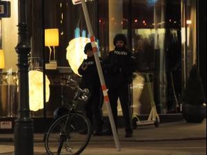 לפחות שבעה הרוגים בירי ליד בית כנסת בוינה 02.11.20