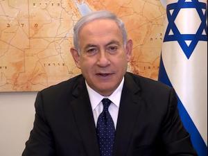"""נתניהו בירך את ביידן על זכייתו: """"אני מכיר אותו כידיד גדול ישראל""""   08.11.20. רויטרס"""