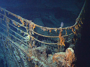 ספינת הטיטאניק