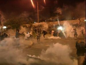 פרו: הפגנות ענק בלימה בקריאה להתפטרות הנשיא הזמני  15.11.2020