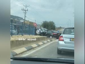 רצח בעראבה: גבר התנגש במכונית גרושתו ודקר אותה למוות 16.11.20