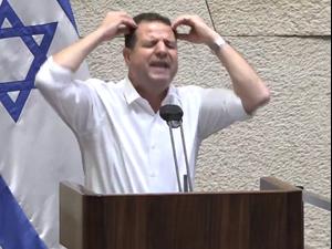 עודה למשטרה בנאום במליאת הכנסת: תכנסו באבא של הפשע המאורגן, רוצים לחיות בחברה ללא נשק   18.11.20