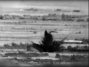 תיעוד: חיל האוויר תקף מטרות של כוח קודס האיראני בסוריה 18.11.20