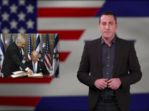 ברק רביד עם כל מה שישראל צריכה לדעת לקראת כניסת ביידן לבית הלבן  19.11.20