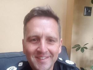 נב קמפ מפקד אזור במשטרה בבריטניה