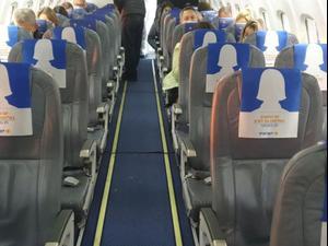 יום המאבק הבינלאומי למניעת אלימות נגד נשים מצוין בטיסת ישראייר