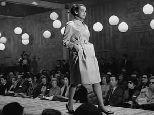 שבוע האופנה הישראלי הראשון 1965