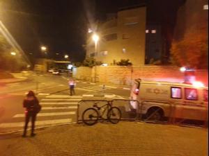 אירוע אלימות בירושלים, שני בני משפחה נפצעו קשה מדקירות 27.11.20