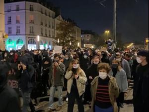 נפתחה חקירה נגד שוטרים שהיכו גבר שחור בצרפת