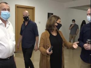 """מוזיאון תל אביב נפתח לראשונה מאז הסגר: """"זה המקום הכי זהיר, בטוח ואחראי""""  1.12.20"""