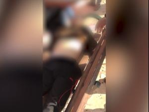 """דיווחים פלסטיניים: נער נורה למוות בעימותים עם כוח צה""""ל ליד רמאללה 04.12.20"""