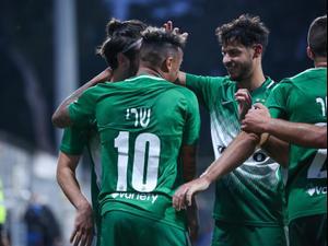 תקציר: עירוני קרית שמונה - מכבי חיפה 3:0