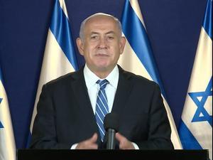 נתניהו: ישראל תהיה המדינה הראשונה שתצא ממגיפת הקורונה בתוך כמה שבועות 24.12.20. לעמ, מערכת וואלה! NEWS
