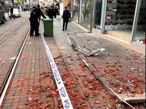 קרואטיה: רעידת אדמה בעוצמה 6.3 הורגשה במרכז המדינה  29.12.2020. רויטרס
