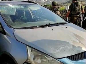 אישה נפצעה קשה מיידוי אבנים לעבר רכב באזור רמאללה 3.1.21. -, אתר רשמי