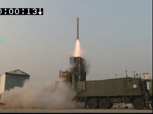 התעשייה האווירית ביצעה בהודו ניסוי מוצלח ביירוט במערכת ההגנה האווירית ברק 8 MRSAM  5.1.21. התעשייה האווירית, אתר רשמי