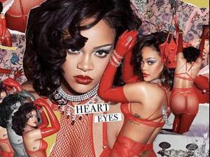 ריהאנה. אינסטגרם, צילום מסך