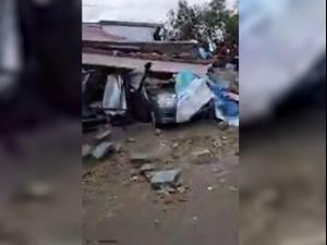 אינדונזיה: עשרות הרוגים ומאות פצועים ברעידת אדמה באי סולאווסי  15.01.21. רויטרס