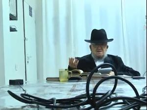 """הרב מאיר מאזוז במתקפה על נשיאת העליון חיות: """"אל תהיי חיה, את בן אדם"""" 16.01.21. אין, מערכת וואלה! NEWS"""